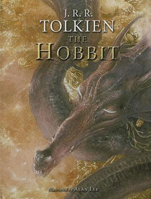 NEW The Hobbit By Alan Lee Hardcover Free Shipping