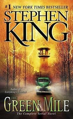 NEW The Green Mile By Stephen King Paperback Free Shipping