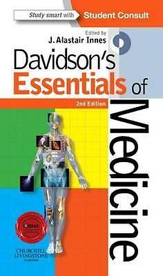 NEW Davidson's Essentials of Medicine By J. Alastair Innes Paperback