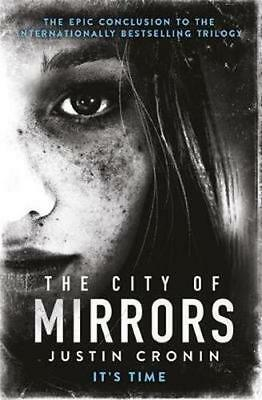 NEW The City of Mirrors By Justin Cronin Paperback Free Shipping
