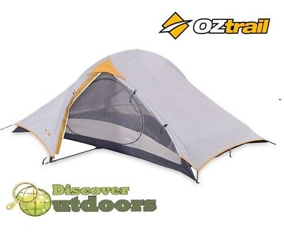NEW OZtrail Razorback Hiking 2 Man Person Tent Lightweight - Camping