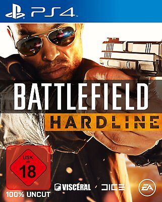 Battlefield Hardline       PS4       Playstation 4        !!!!! NEU +OVP !!!!!