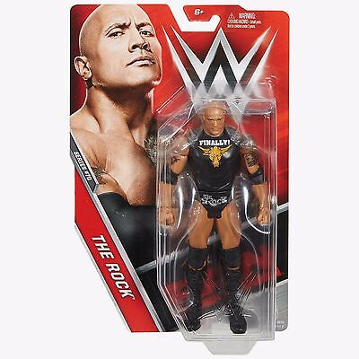WWE Basic Action Figure Series 70 - The Rock  *BRAND NEW*