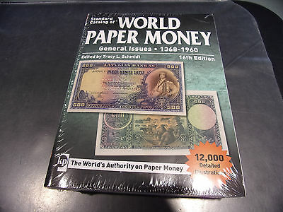 World Paper Money  Katalog  1368-1960 neu 16. Auflage 2017