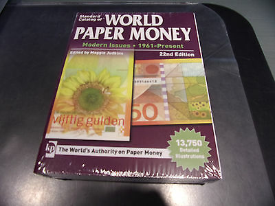 World Paper Money  Katalog  1961-2016 neu 22. Auflage 2016