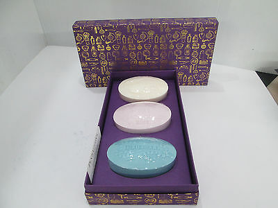 "LADIES SOAP COLLECTION  3 X 100g  "" PENHALIGON'S ""   VINTAGE"