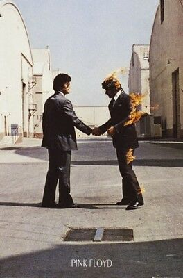 Pink Floyd - Wish You Were Here Poster Plakat (91x61cm) #54182