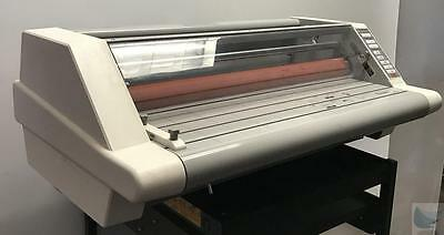 "GBC Heatseal Ultima 65 27"" Hot Laminator TESTED & WORKING"