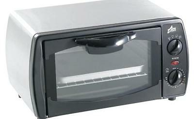 Team Stainless Steel Mini Oven - Stainless Steel or Black