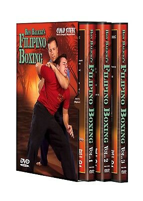 Cold Steel VDFB Ron Balicki's Filipino Boxing DVD DVD