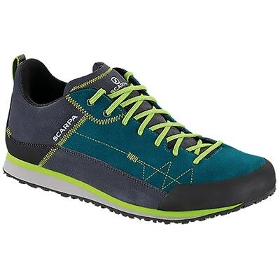 Scarpa Cosmo 32550/350 Suede Crossfit Climbing Hiking Running Shoes