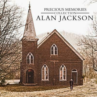 Precious Memories Collection - Alan Jackson Compact Disc Free Shipping!