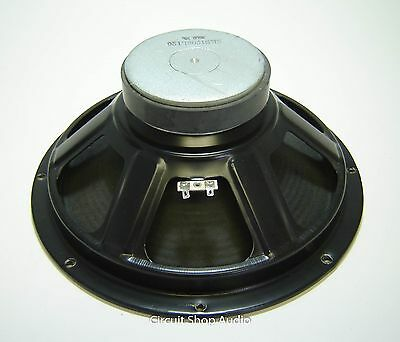 "12"" Musical Instrument / Guitar Speaker - SKS1208L120 - 8 Ohm -- TX2"