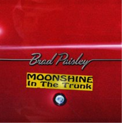 Brad Paisley-Moonshine in the Trunk  (UK IMPORT)  CD NEW