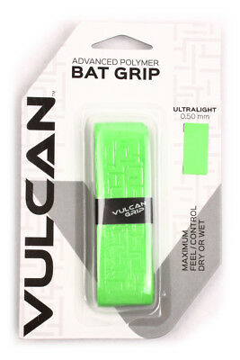 Vulcan V050-GRN Ultralight Bat Grip 0.500 mm Optic Green