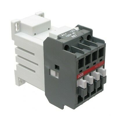ABB NL22E-87 Positive Safety Relay Contactor 1SBH143001R8722