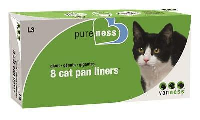 Van Ness Litter Tray Liner - Giant  up to 22 inches x 16 inches