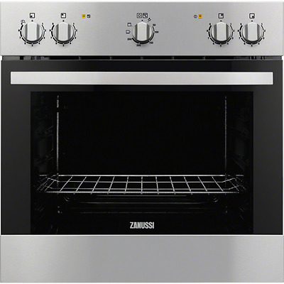 Zanussi ZOU10311XK - Built in Oven/oven - Stainless steel with anti fingerprint