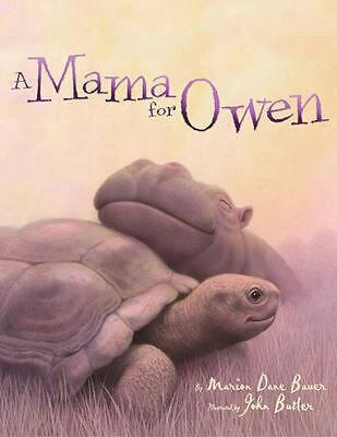 A Mama for Owen by Marion Dane Bauer (English) Hardcover Book Free Shipping!