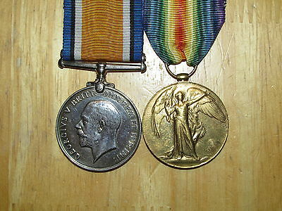 WW1 British Medal Group named to Yorkshire Light Infantry LOW NUMBER