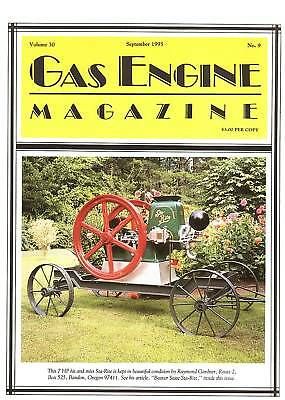 Eau Claire WI Gas Engine Builders: Western King Holm Gasoline: West Coast Engine