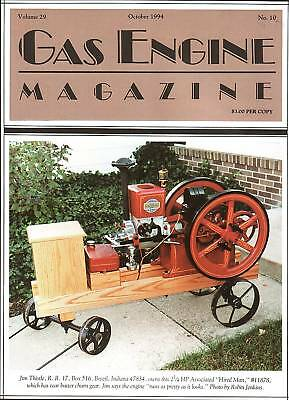 Monovalve Diesel Engine, History of Red-E Tractor, Crosley Mighty Mite