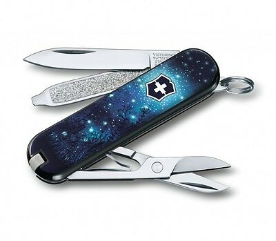 """Victorinox Pocket Knife """"Glimmers"""" Classic Limited Edition 2017, 0.6223.L1705"""