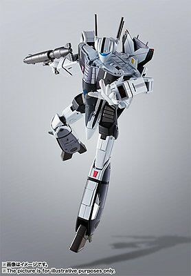 BANDAI HI-METAL R VF-1S Valkyrie (35th Anniversary Messer Color Ver.) Completed