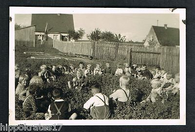 GROSSMEHRING, Foto vintage Photo, Kindergarten Eichstätt /80c