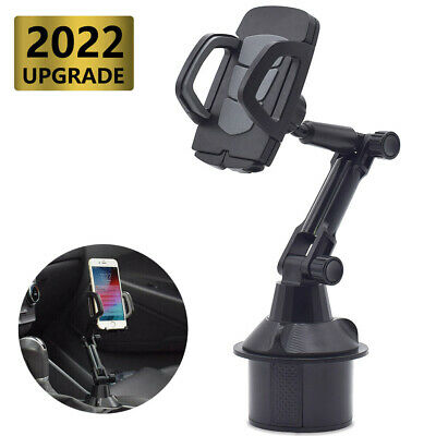 Universal Cell Phone Finger Grip Magnetic Car Holder Stand Mount Ring GPS Crable