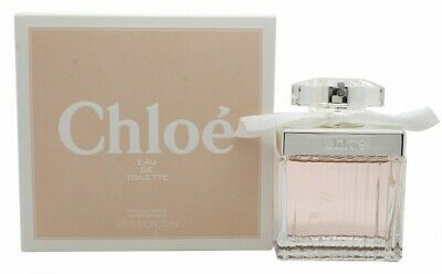 Chloé Signature Eau De Toilette 2015 75Ml Spray - Women's For Her. New