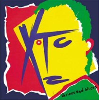 XTC-Drums and Wires  (UK IMPORT)  CD with Blu-ray NEW