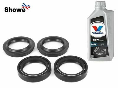 Honda VF 750 CD 1995 - 1996 Fork Oil & Dust Seal Kit - With Oil