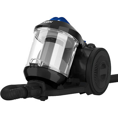 Vax CCMBPDV1P1 New Power Stretch Pet Compact Bagless Cylinder Vacuum Cleaner