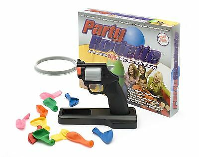 Funtime Gifts Party Russian Roulette Brand New Childrens Adults Party Game