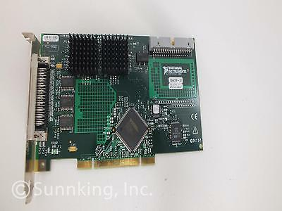 National Instruments PCI-6602 8-Channel Counter/Timer w/ Digital I/O 184479F-01