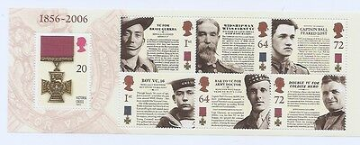 2006 Victoria Cross  Mini Sheet SG  MS2665 Unmounted Mint (MNH)