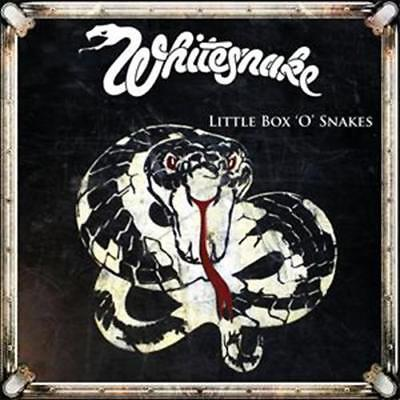 Whitesnake - Little Box 'o' Snakes - The Sunburst Years 1978 - 1982 NEW CD BOX