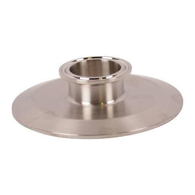 "End Cap Reducer | Tri Clamp 4"" x 1.5"" - Sanitary Stainless Steel SS304"