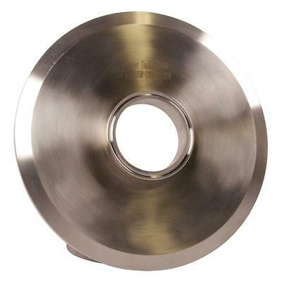 End Cap Reducer   Tri Clamp/Clover 12 inch x 3 - Sanitary SS304