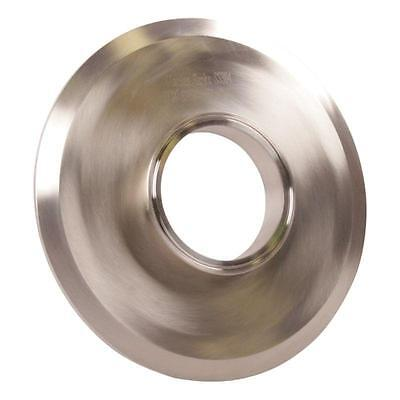 End Cap Reducer   Tri Clamp/Clover 10 inch x 4 - Sanitary SS304