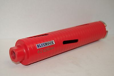 "DRY Type 2"" Diamond DRY Coring Bit - Concrete Core Drill by BLUEROCK ® Tools"