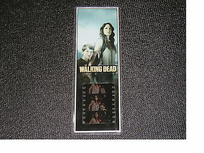 The Walking Dead SDCC 2012 Film Cell Limited /500 Carl & Lori Grimes Brand New