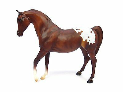 Breyer Classics Chestnut Appaloosa Collection New in Box Perfect Horse Spotted