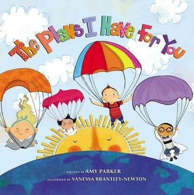 The Plans I Have For You by Amy Parker (English) Board Books Book Free Shipping!