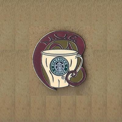 Starbucks Coffee Mug Pin Canada