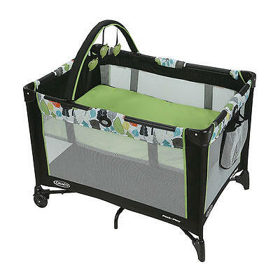 Graco Pack 'N Play On-The-Go Playard - Bear Trail