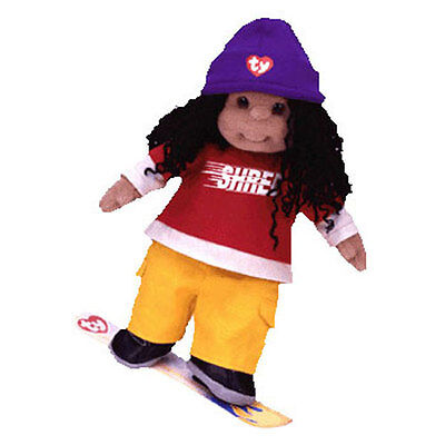 TY Gear - SNOWBOARDER - New TY Beanie Kids clothes