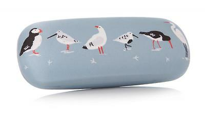 RSPB Sea Birds Hard Blue Glasses Case Sun Reading Holiday Protection 60956