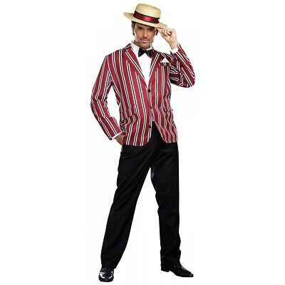 Great Gatsby Costume Adult Roaring 20s Halloween Fancy Dress